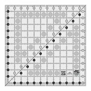 Creative Grids 12.5quot; Square Quilting Ruler Template CGR12 $27.99