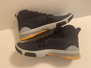 NEW Under Armour UA Project Rock 1 Shoes Navy Yellow 3020788 403 Size 11 $120 $100.00