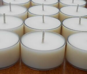 Abercrombie & Fitch Fierce Cologne Tea Light Candles Soy Wax Tealights