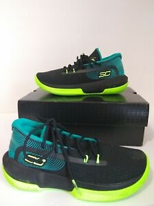 NEW UNDER ARMOUR CURRY SC 3ZERO BASKETBALL SHOES SNEAKERS $55.00