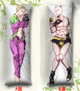 JOJO#x27;S BIZARRE ADVENTURE Kira Yoshikag Dakimakura Hugging Body Pillow Case $49.14