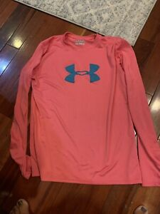 Under Armour Long Sleeve Sz Youth Xl Girls $5.00