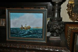 Lovely Seascape Painting $695.00