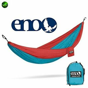 ENO Eagles Nest Outfitters DoubleNest Lightweight Camping Hammock 1 to 2 Perso