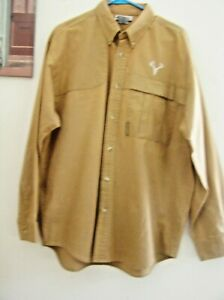 NWOT MENS COLUMBIA HUNTING SHIRT SIZE LARGE
