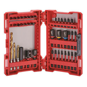 MILWAUKEE 48-32-4006 40pc. SHOCKWAVE™ Impact Duty Drill and Driver Bit Set
