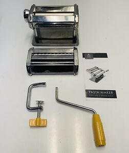 Stainless Steel Pasta Maker KAPM-01