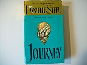 Journey by Danielle Steel 2001,Paperback