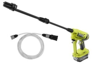 NEW! RYOBI 18V ONE+ CORDLESS POWER CLEANER - EZ CLEAN 320 PSI PRESSURE TOOL ONLY $79.99