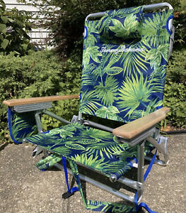 Local Pickup Tommy Bahama Backpack Beach Chair Floral Print