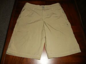 Under Armour boys golf shorts size Y M youth medium MINT cond loose fit $21.50