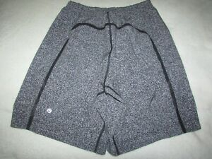 Mens Lululemon 9 in Inseam Lined Shorts Running Size Small $40.00