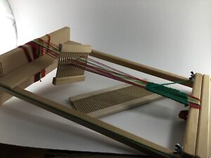 "Beka 10"" Rigid Heddle Loom with Additional 4"" Reed"