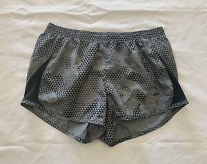 Nike Women's Tempo Running Shorts Lined Training Gym Workout Gray Size Small $15.00