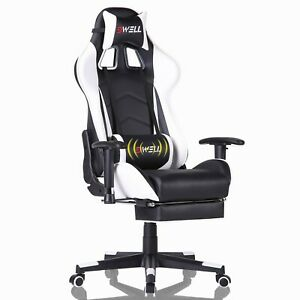 Ergonomic Office Chair Computer Gaming Chair Recliner Racing High back Swivel $101.99