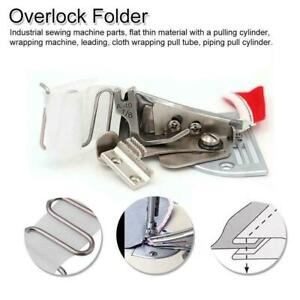 3 Size Overlock Binding of Curve Edge Folder Bias Binder Foot Sew Feet Machinek $10.81