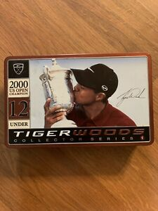 Toger Woods Collector Series 2000 Open US Champion 12 Under Golf Ball Set $24.00