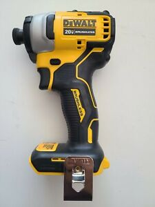 DEWALT DCF809B 20V 20 VOL T MAX 1 4quot; Brushless Impact Driver Compact Series NEW