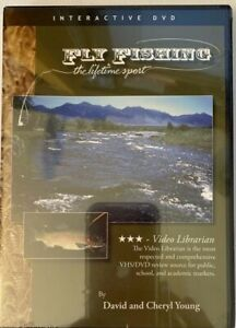 Fly Fishing: The Lifetime Sport DVD 2005 Brand New Sealed Free Ship