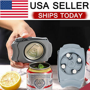Go Swing Topless Can Opener Manual Can Opener Bottle Tool Opener Kitchen USA