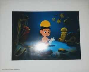 Disney Lithograph 10 x 14 The Emperors New Groove BABY $10.00