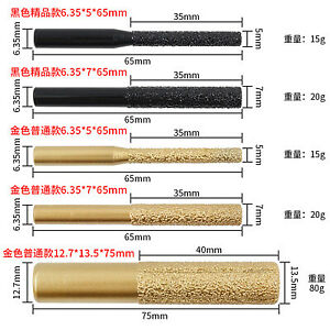 Tool Router Bit For Granite Cutting For marble Drill Replacement Durable