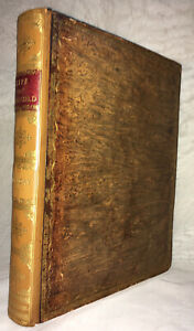 """SCARCE 1797 """"The Life of William Late Earl of Mansfield� John Holliday 1st Ed $2225.00"""
