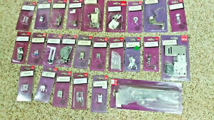 Elna or Janome Sewing feet amp; accessories Several choices $9.99