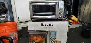 Breville BOV900BSS Convection and Air Fry Smart Oven AirBrushed Stainless Steel