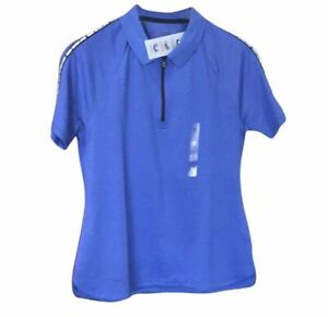 Tommy Hilfiger women's polo sport shirts size M In Blue $25.00