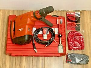 Hilti Te 60 ATC Rotary Chipping Demolition Hammer Drill 80 76 60 56 50