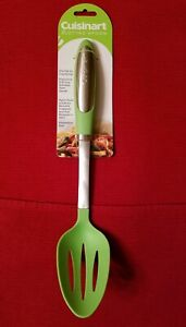 Cuisinart Lime Green Slotted Spoon