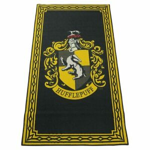 Harry Potter Hufflepuff House Rug