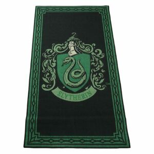 Harry Potter Slytherin House Rug