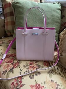Kate Spade Pink Purse Brand New With Tags Mint Condition Beautiful