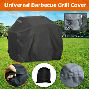 Heavy Duty Barbecue Grill Cover BBQ Smoker Waterproof UV Protection BQ5YB $10.91