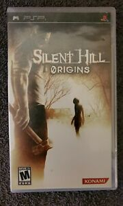 Silent Hill Origins No Manual Sony PSP Playstation Portable Case and Disc