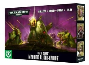 Myphitic Blight Hauler easy to build Death Guard Sun City Games
