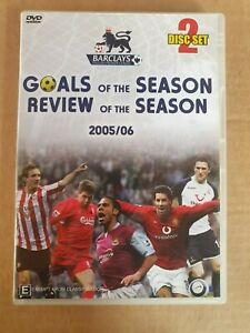Goals of the Season Barclays English Premier League DVD movie like new
