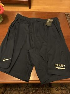 Nike Dry Fit US Navy Shorts $25.00
