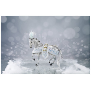 Breyer Celestine 2018 Holiday Horse NEW in PERFECT CONDITION $59.99