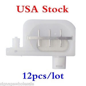 US Stock 12 pcs pack Epson DX4 Head Small Damper with Big Filter $20.89