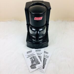 Coleman Camping Coffee Maker Black 5008 700 Hunting Fishing Outdoors