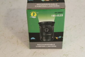 Rechargeable Camping Lantern 1W 6LED