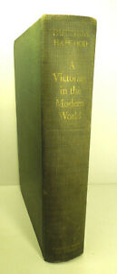 1939 A Victorian in the Modern World Hutchins Hapgood $49.99