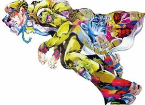 192189 JoJo#x27;s Bizarre Adventure Anime Decor Wall POSTER Print $17.95