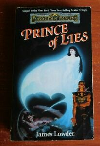 Prince of Lies: The Finder#x27;s Stone series by James Lowder 1993 Paperback $2.88