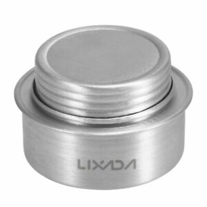 Alcohol Stove Mini Lid Outdoor Camping Hiking Backpack Cooking Picnic Aluminum $19.54