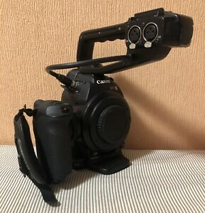 Canon C100 Camcorder 446 Hours No DPAF Body Only $980.00