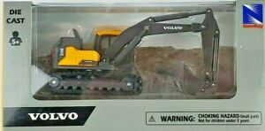 New Ray 5quot; 1 64th Scale Volvo EC140E Construction Excavator